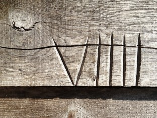 Carpenters markings VIII