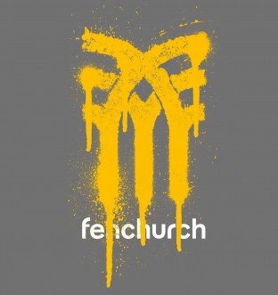 Fenchurch Sprayed T-Shirt Design