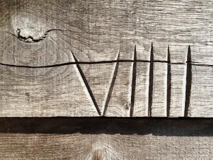 Carpenters markings VIII