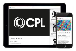 Slingshot Design, Mobile First, Responsive Website